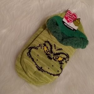 Accessories - GRINCH House Slippers